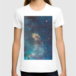 Space Nebula, A View of Astronomy, Stars, Galaxy, and Outer space  T-shirt
