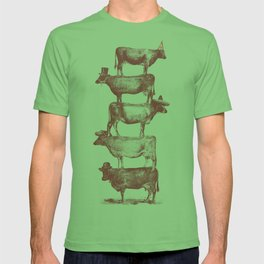 Cow Cow Nuts T-shirt