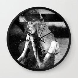 La fille Danse Wall Clock