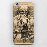 pride and prejudice iPhone & iPod Skins featuring Pride & Prejudice, Page 7 by Rebecca Loomis