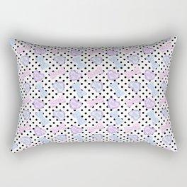 Pretty Baby Brand Whore Allover Pastel Spank Pop Kei Rectangular Pillow