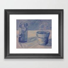 Plant Still Life 3 Framed Art Print