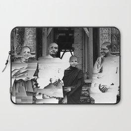 Glitch Monks Laptop Sleeve