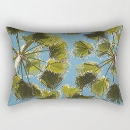 Palm tree Palmera Rectangular Pillow