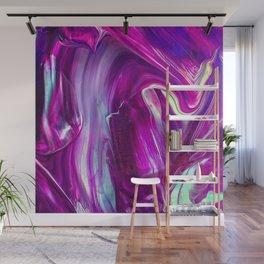 Purple shade Wall Mural