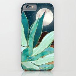 Desert Agave iPhone Case