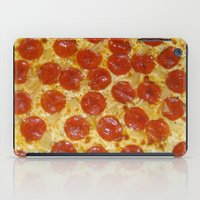 pizza iPad Cases featuring Pizza by Katieb1013