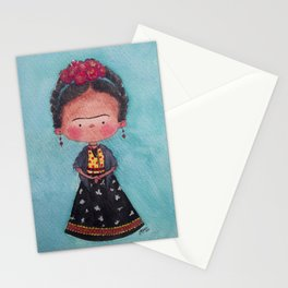Frida - Watercolor Stationery Cards