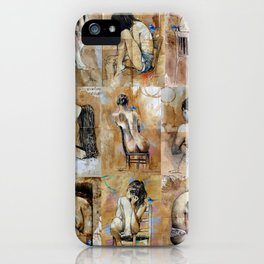 9 moments of hope iPhone Case