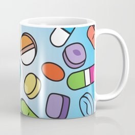 Drugs n Pills Coffee Mug
