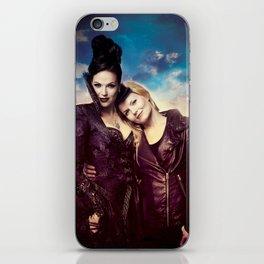 SwanQueen Love iPhone Skin