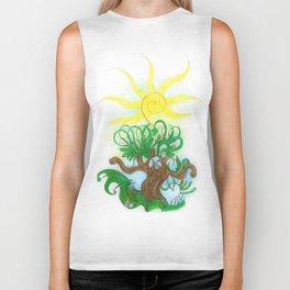 Tree 4 with Sun Biker Tank