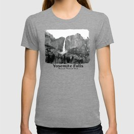 Yosemite Falls, Yosemite National Park T-shirt