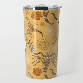 Desert Survival Travel Mug