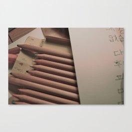 Craft Canvas Print