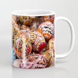 Handpainted Eggs Coffee Mug