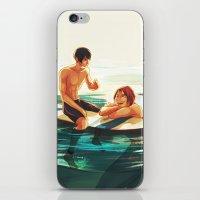 viria iPhone & iPod Skins featuring rinharu by viria