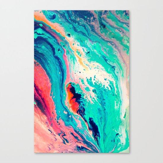 Backlash Canvas Print