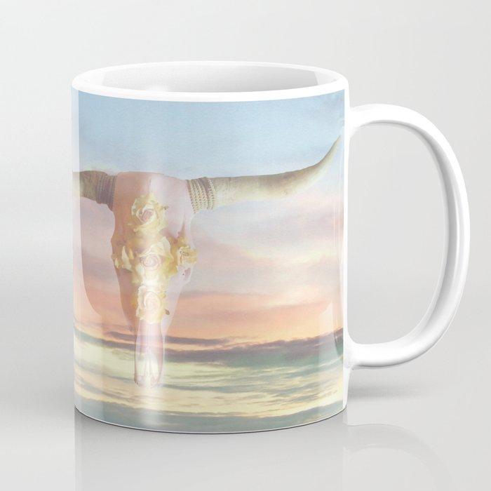 Longhorn Sky Coffee Mug