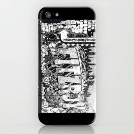 Nightcat iPhone Case