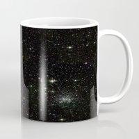 universe Mugs featuring Universe  by Walk on Water