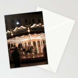 Warm Nights of Florence Stationery Cards