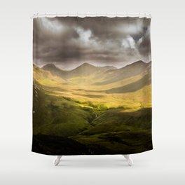 The Secret Shower Curtain