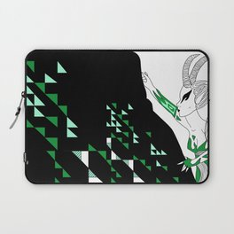 Capricorn / 12 Signs of the Zodiac Laptop Sleeve