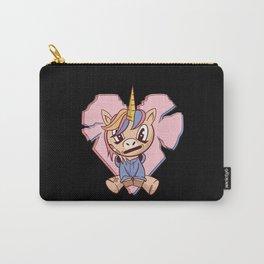 Cute Anime Unicorn Gift Girls Unicorns Carry-All Pouch
