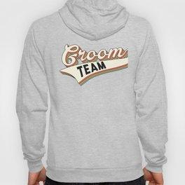 Bräutigam - Team Groom Hoody