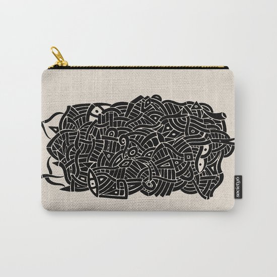 - nudity - Carry-All Pouch