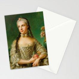Jean-Marc Nattier - Prinzessin Maria Isabella von Parma (1741-1763), Gemahlin von Joseph II Stationery Cards