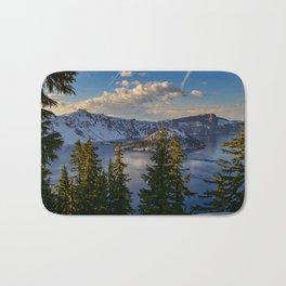 Crater Lake - Spring Bath Mat