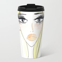 Glam Blondy Travel Mug
