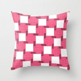 Luis Barragán Tribute 3 Throw Pillow