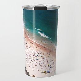 Day of Beach Travel Mug
