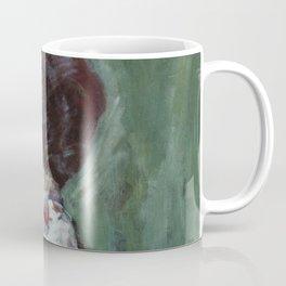 Stolen Art - Portrait of a Lady by Gustav Klimt Coffee Mug
