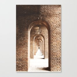 The Archway  Canvas Print