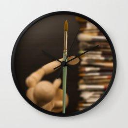 Love of art Wall Clock