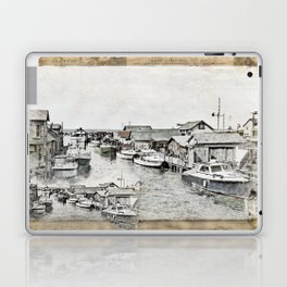 Fish Town Laptop & iPad Skin