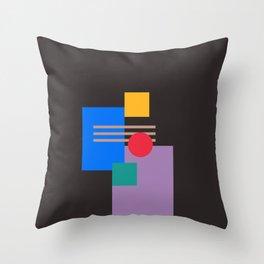 Stranger 80s Throw Pillow