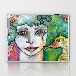 Sea Horse Love Laptop & iPad Skin