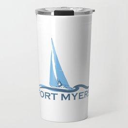 Ft Myers - Florida. Travel Mug