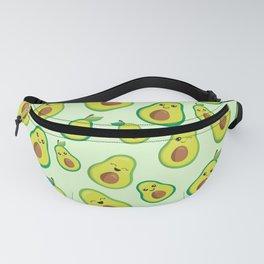 Cute Avocado Pattern Fanny Pack
