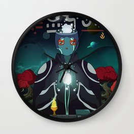 Iznabar nº1 Wall Clock