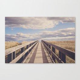 Dream Walking Canvas Print