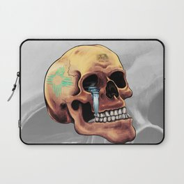 Zia Skull Laptop Sleeve
