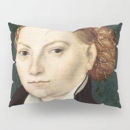 """Lucas Cranach the Elder """"Katharina von Bora"""" Pillow Sham"""
