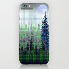 Plaid Forest Slim Case iPhone 6s