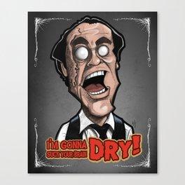Daryl Revok Canvas Print